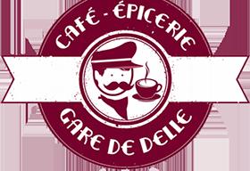 Café Epicerie de la Gare Internationale et Territoriale de Delle