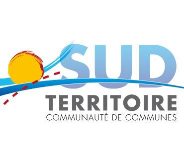 Logo de la Communauté de Communes du Sud Territoire